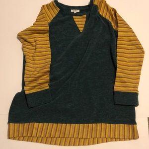 Umgee Tunic Sweater